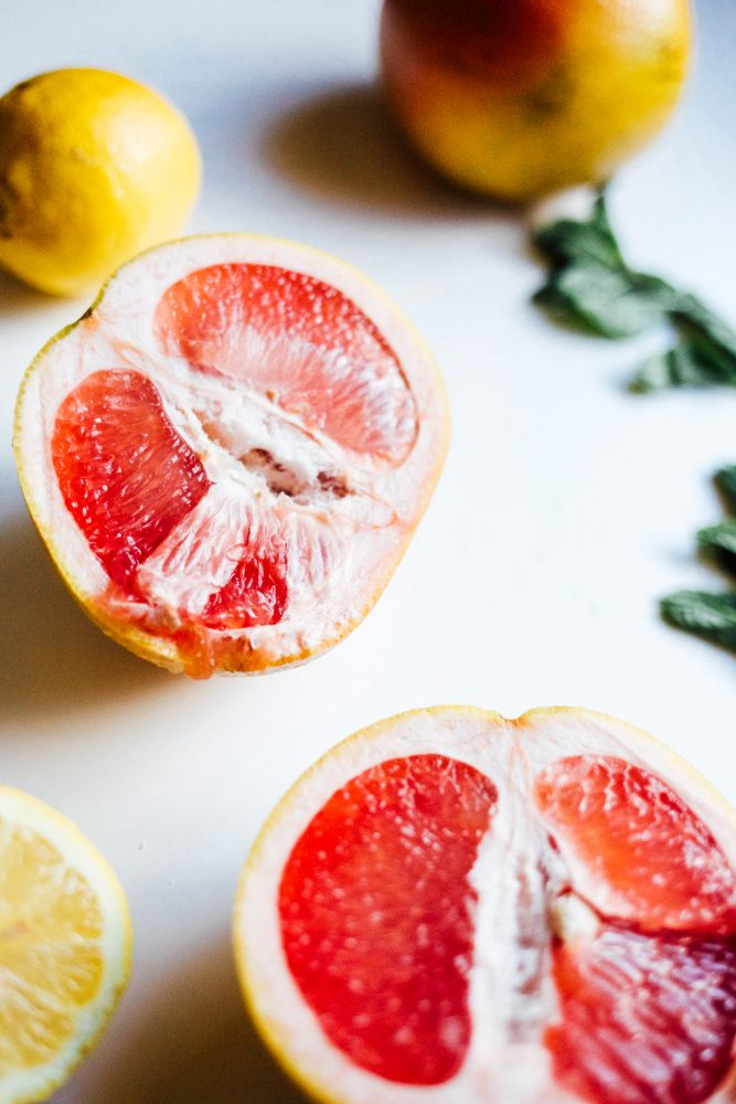 Grapefruit Tejitos
