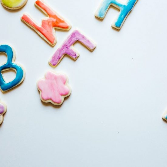 Painted Sugar Cookies Recipe and Tutorial by The Wood and Spoon Blog By Kate Wood. This is a recipe for almond vanilla sugar cutout cookies that doesn't require chilling the dough. The dough holds its shape for cookie cutters. The frosting isn't like a royal icing- it is a simple glaze made with milk and powdered sugar and flavoring. you can pipe or dip the cookies icing on and then paint with food coloring gel and alcohol. Find the how to on the blog thewoodandspoon.com