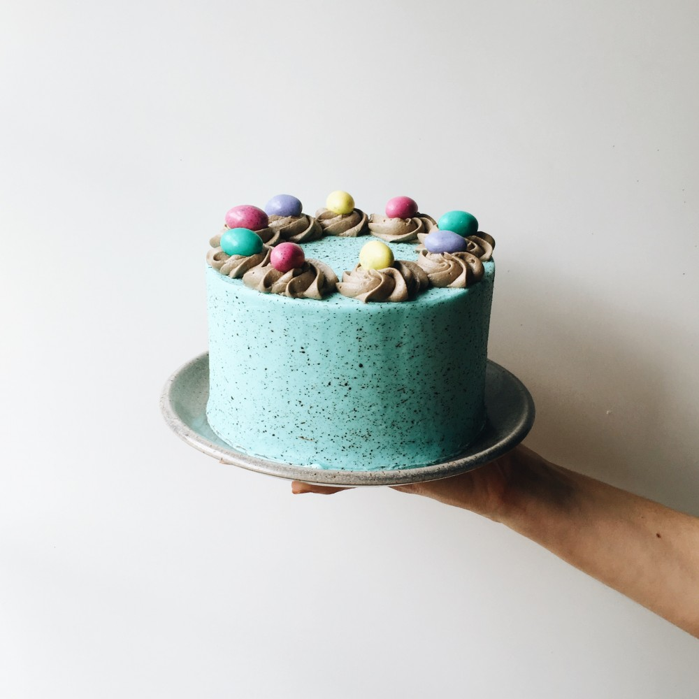 Easter Cake Tutorial