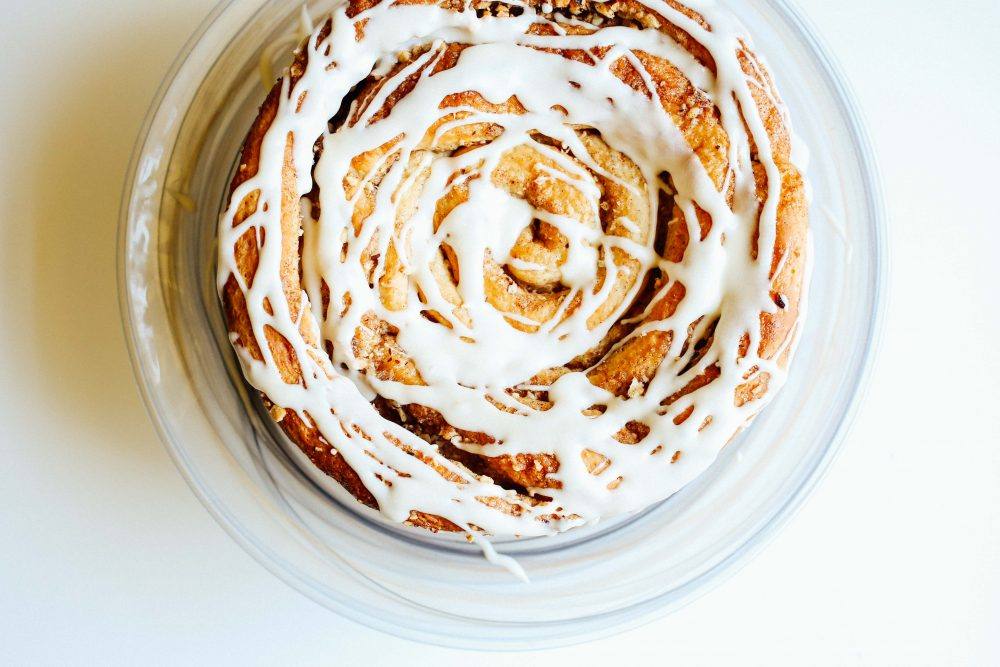Hazelnut Cinnamon Rolls Recipe