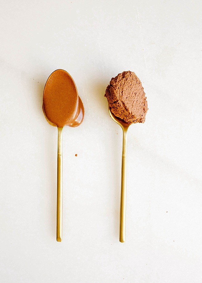 You Need to Know How to Make Ganache and Homemade Chocolate Truffles by The Wood and Spoon Blog by Kate Wood. This simple tutorial will teach you the ins and out of preparing ganache from bittersweet , milk, semisweet, dark, or white chocolate. From there, learn to make a few different types of truffles including coconut, orange, coffee, peppermint, hazelnut, Nutella, peanut butter, and sea salt. This recipe and how to will teach you how to make pourable glaze, whipped, thick and fudgy filling ganache, and more. Find the recipe and learn how to make homemade candy for Valentine's Day on thewoodandspoon.com
