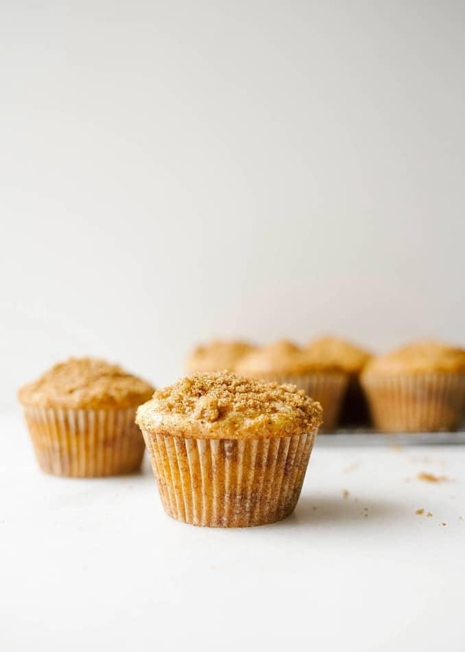 Coffee Cake Muffins Wood Amp Spoon