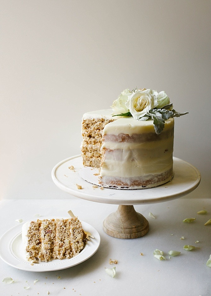 Hummingbird Layer Cake Wood Spoon