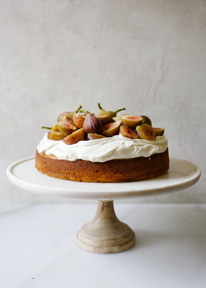 Simple Fig Cake Recipe