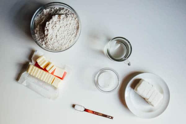 Pie Crust Ingredients