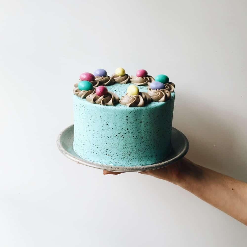 Easter Cake Tutorial