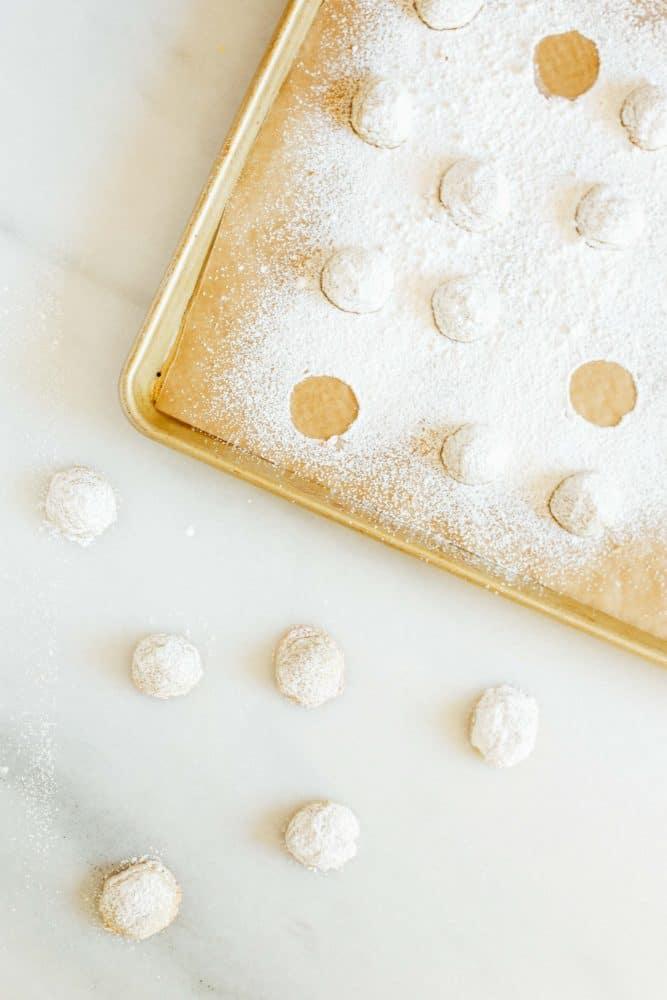 Lemon Lavender Cookies Recipe