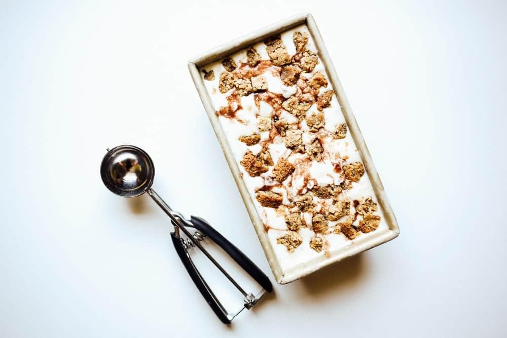 Oatmeal Cookie Chunk Ice Cream